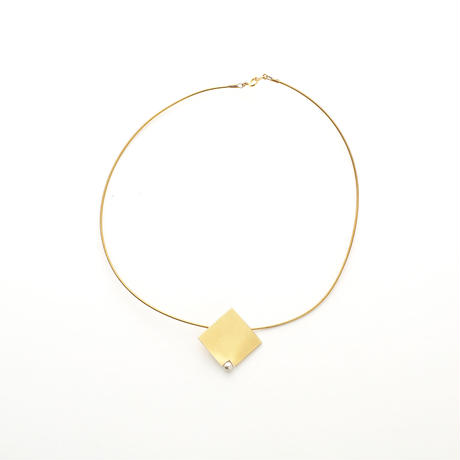 Plate ball series (Necklace)