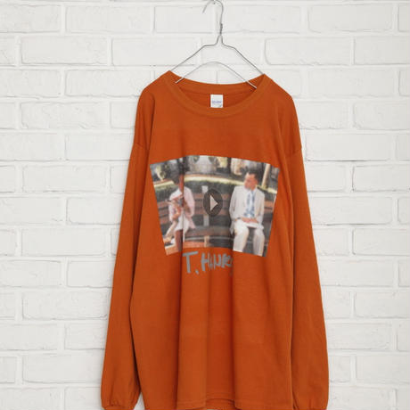 【TAG DOES NOT MAKE YOU】T.HANKS long T