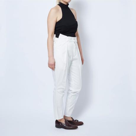 【 Aquvii Jeans 】aq523 / TAKABAN ( □■ HIGHNECK TANK )