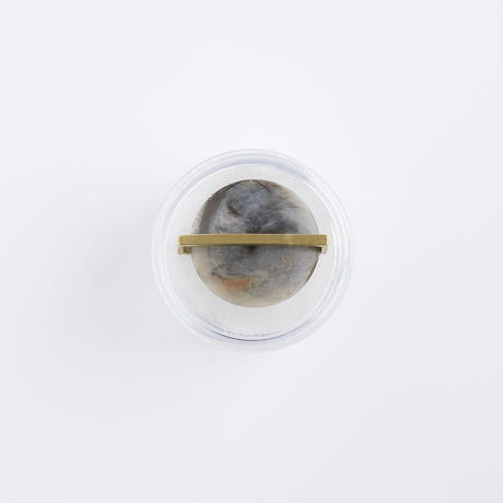 LIP ring (Marble grey)
