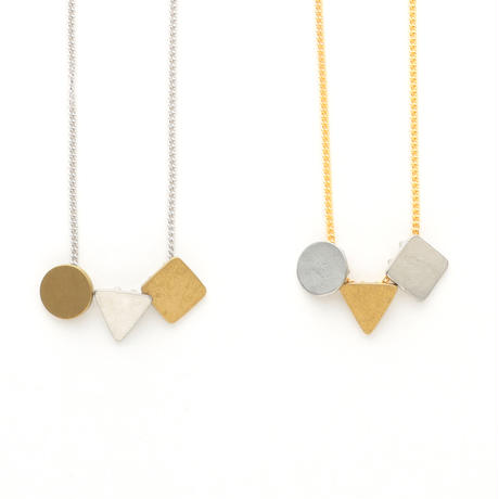 Shapes necklace