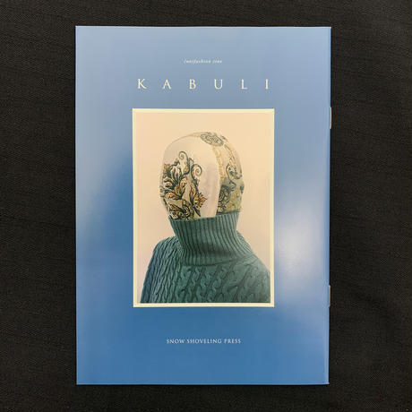 【 SNOW SHOVELING:ZINE 】KABURI KABURI / TAMAKI MATSUDA