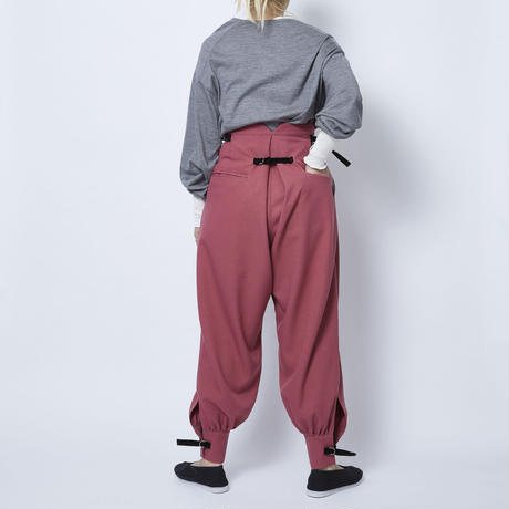 【 Aquvii Wardrobe 】PUMPKIN PANTS / MINT