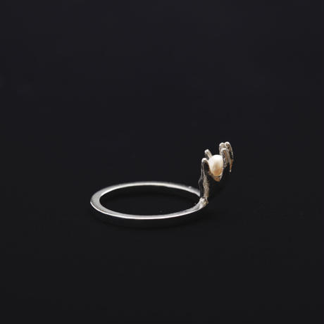 【Aquvii JEWEL】catch a stone ring