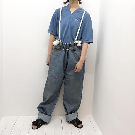 【 TAG DOSE NOT MAKE YOU 】2_ROPE VINTAGE PANTS