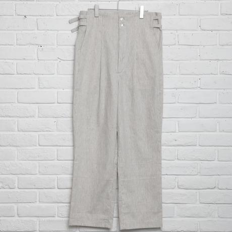 2019SS【Aquvii Wardrobe】CONTROL WAISTED PANTS