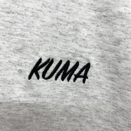 【TAG DOES NOT MAKE YOU】KUMA backprint tee