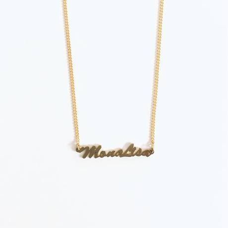 Hohoemi necklace