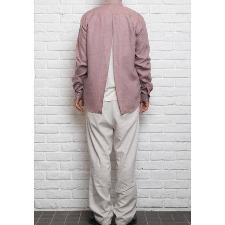 【Aquvii Wardrobe】2019SS / OPEN SHIRTS