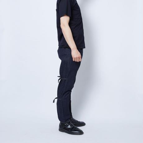 【 Aquvii Jeans 】aq510 / SPRINGFIELD ( CONTROL BONDAGE PANTS ) / INDIGO