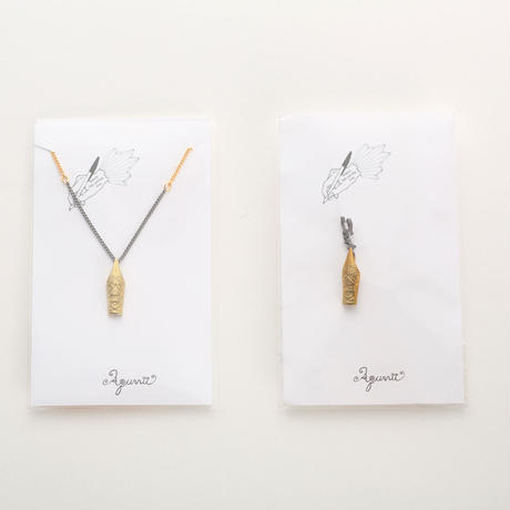 Fountain pen series (Necklace)
