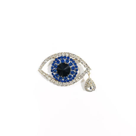 Lilien / Eye brooch