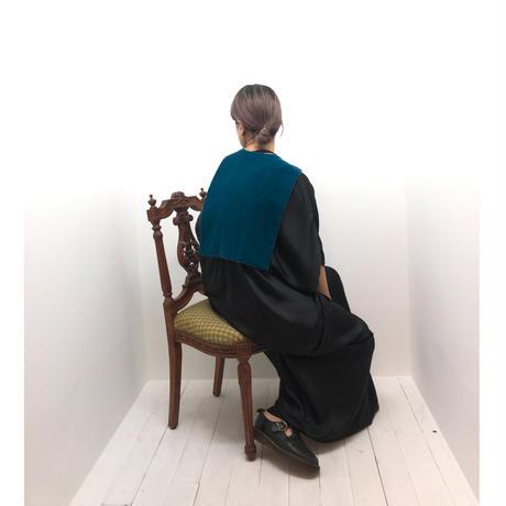 【Aquvii WardrobeWardrobe】VELVET SCARF / ROYAL BLUE