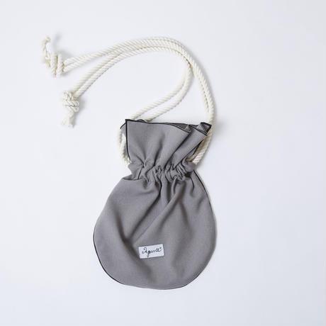 【 Aquvii Wardrobe 】KINCHAKU / GREY