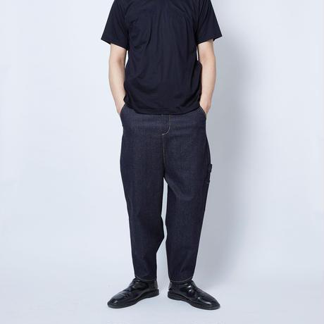 【 Aquvii Jeans 】aq520 / WALWORTH ( CONTROL PAINTER PANTS ) / INDIGO