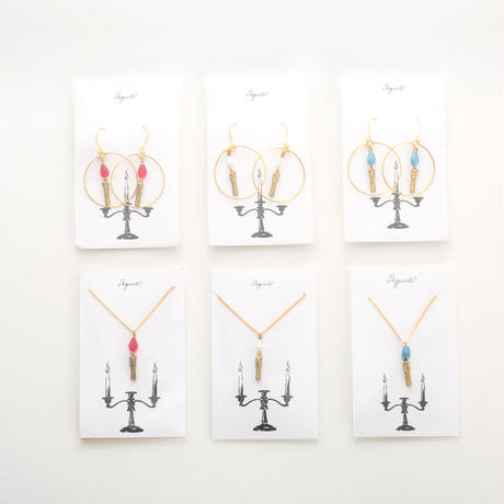 Candle series (Necklace)