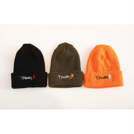【TAG DOES NOT MAKE YOU】T.HANKS beanie
