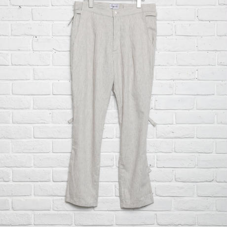 2019SS【Aquvii Wardrobe】CONTROL BONDAGE PANTS