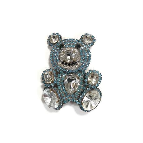 Lilien / Bear brooch