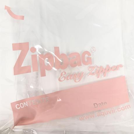 祝!15周年グッズ 『復刻!Zip bag ( PINK )』