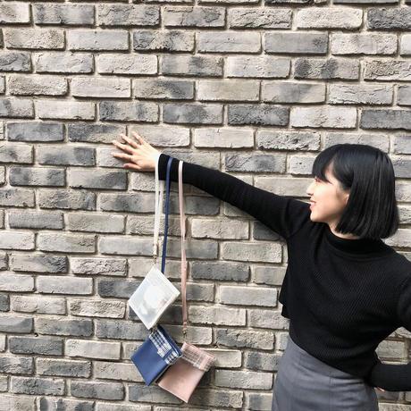 Aquvii x miyu otani 「 cbb 」- clear book bag -