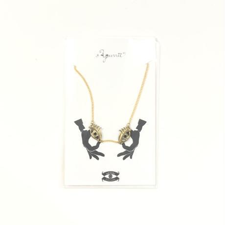Eyes necklace