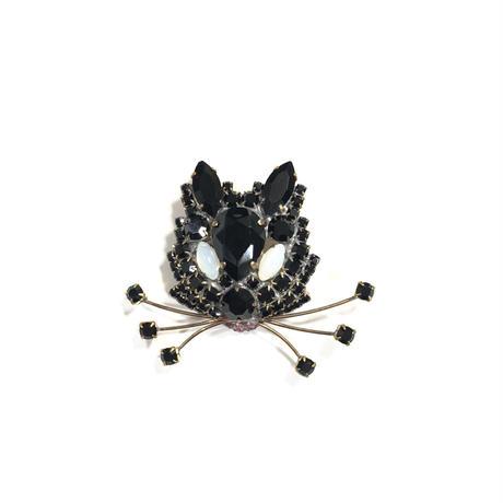 Lilien / Kittyt brooch