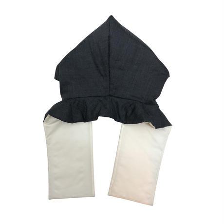 【Aquvii Wardrobe】FUTON-FOODIE / WHIT/GREY
