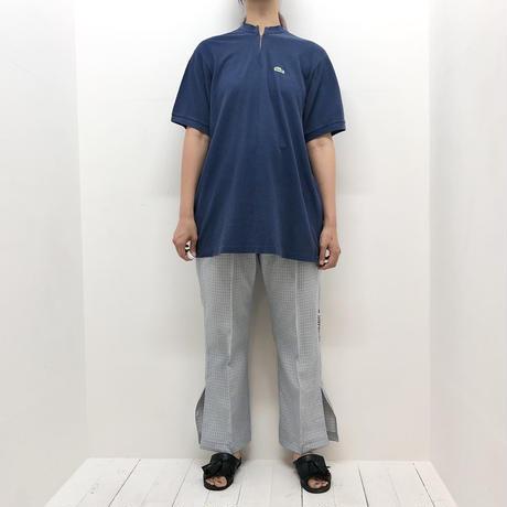 【 TAG DOSE NOT MAKE YOU 】3_CHINA polo shirt