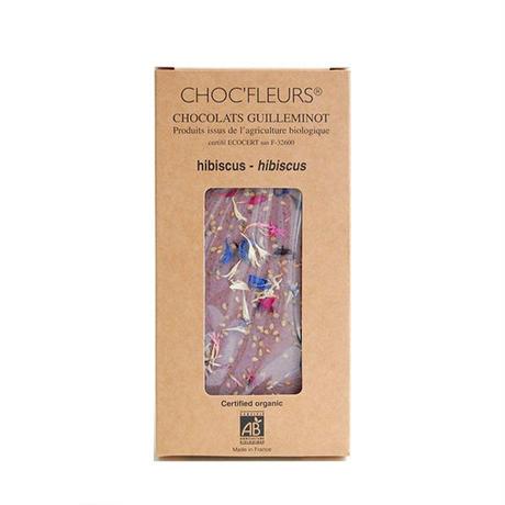 CHOC'FLEURS / 花チョコレート ハイビスカス
