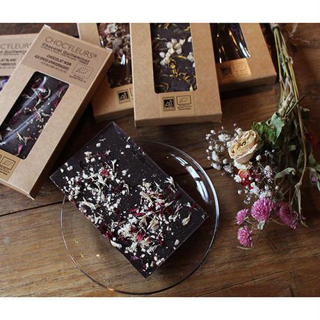 CHOC'FLEURS / 花チョコレート ラベンダー