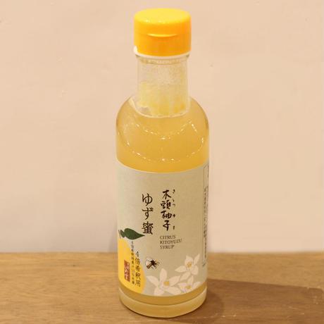 木頭柚子 / ゆず蜜