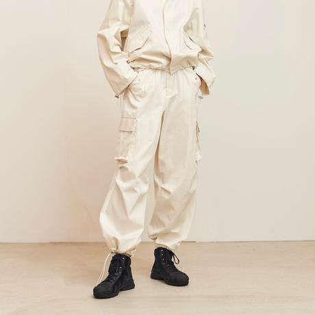 VENTILE MILITARY PANTS (IVORY)