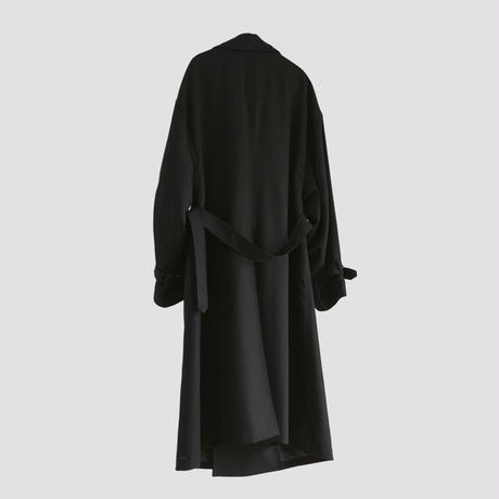 【在庫販売】MOTORCYCLE COAT(BLACK)