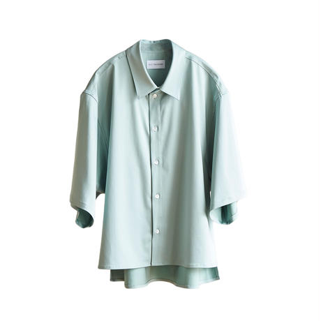 【入荷】CUPRA COTTON H/S SHORT SHIRT(MINT)