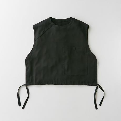 Spun  cupra Pullover vest (Black)