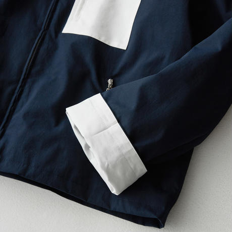 Short Length Drizzler Jacket 2nd  (Navy)