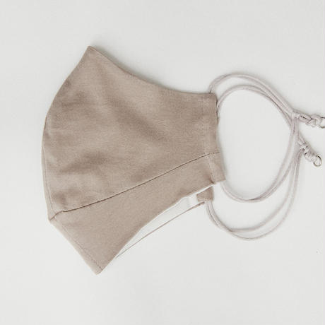 【12.12(sat)20:00- RE-STOCK】THE MASK(NUDE BEIGE)