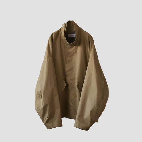 OVER SLEEVE DRIZZLER JACKET(BEIGE)