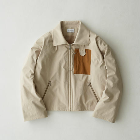 Short Length Drizzler Jacket 2nd  (Beige)