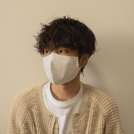 【8.22(sat)20:00- RE-STOCK】THE MASK(WHITE)