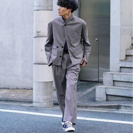 Short Length Jacket(Check)