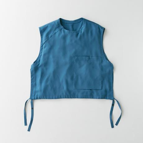 Spun  cupra Pullover vest (Blue)