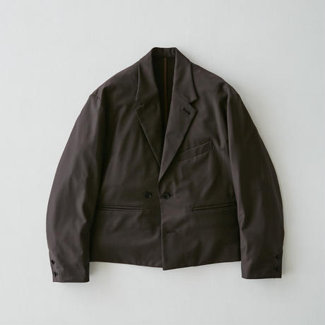 Short Length Jacket(Brown)