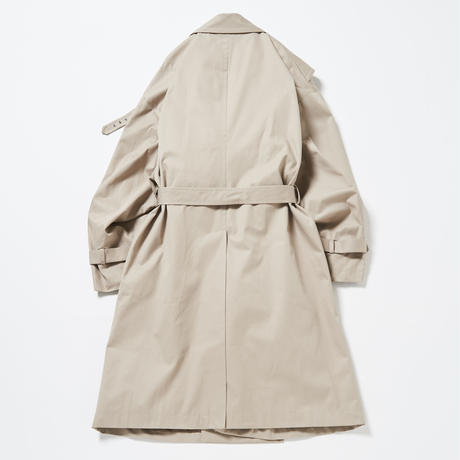 VENTILE DESPATCH RIDER COAT(Grege)