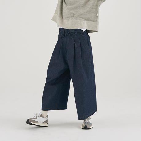 CLASSIC BIG PANTS(INDIGO)