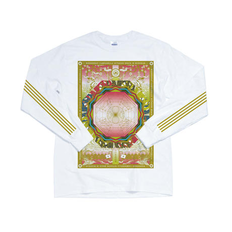 """HAKKAKU UCHU (OCTAGON SPACE)"" LIMITED LONG SLEEVE"