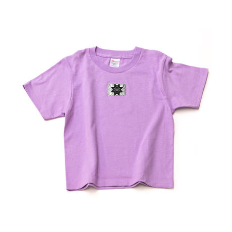Reflector Logo Mini T (Purple)