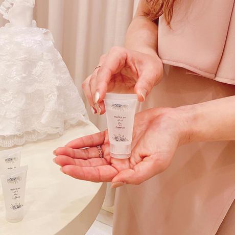 アロマの香り付き 除菌ハンドジェル(Elegant)