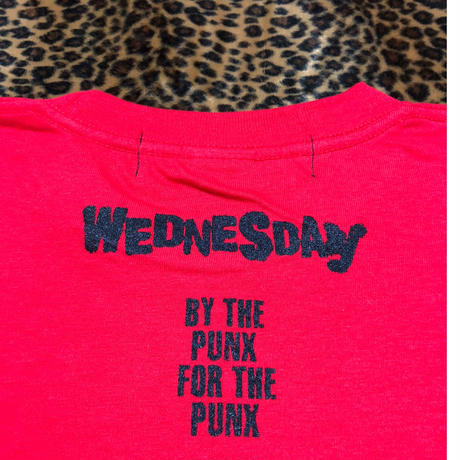 WHAT PUNK IS.(RED)